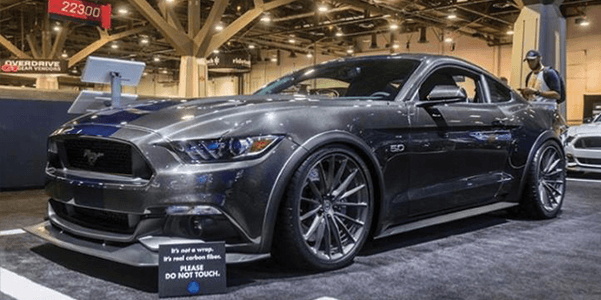 Ford Mustang  Photo Source:  https://i0.wp.com