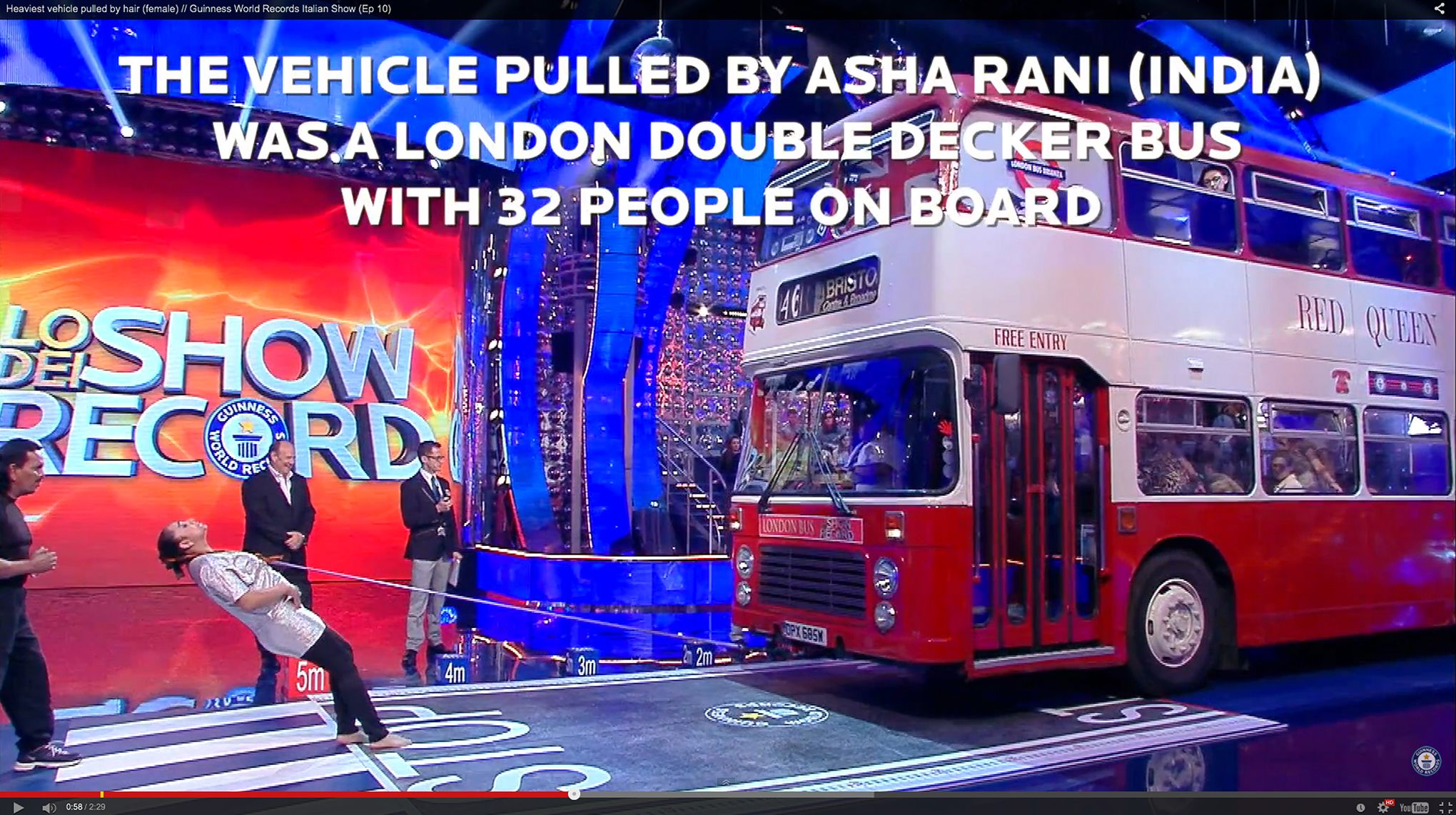 Source:  http://image.trucktrend.com/f/101432100+re0+ar0+st0/008-auto-news-8-lug-work-truck-guinness-book-of-world-records-the-iron-queen-india-heaviest-vehicle-pulled-by-hair-double-decker-bus.jpg