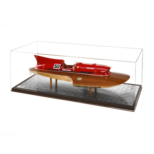 The Motorboat Arno XI Exclusive model, priced at $6100, which is approximately RM 25k. Talk about exclusivity!