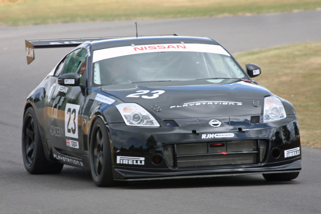 Title: 2005 Nissan 350Z GT2