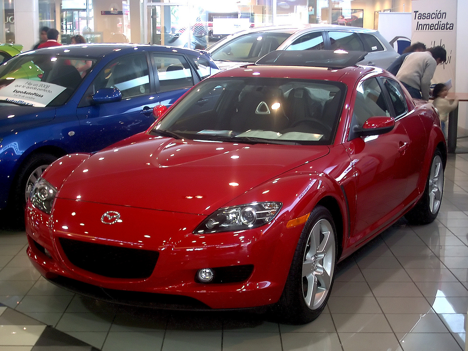 Title: Mazda RX-8 2008