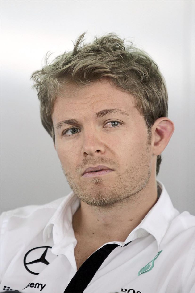 Stay in school: Rosberg advises students to study hard as everything they learn can be applied later on, no matter what field they go into. Image source:  The Star Online