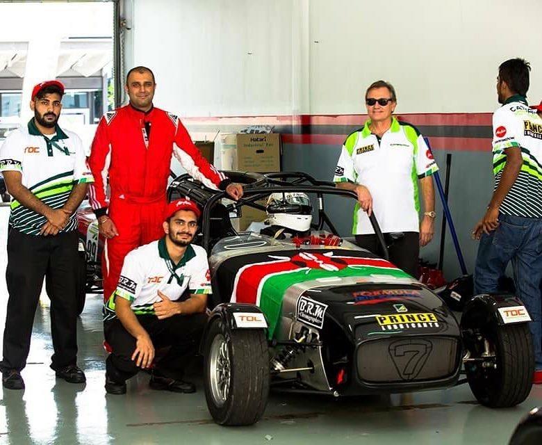 Interview by Peter Burns - Asia Motorsport Development