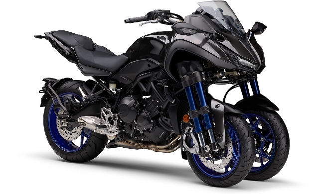Image from:  Yamaha Motor Global