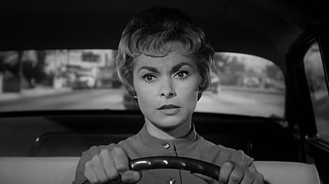 Image from Psycho (1960) by Alfred Hitchcock