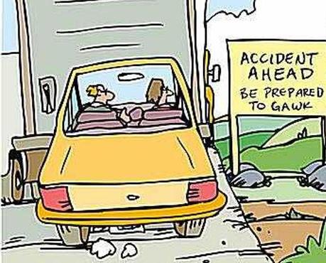 Cartoon by Mike Baldwin / Cornered