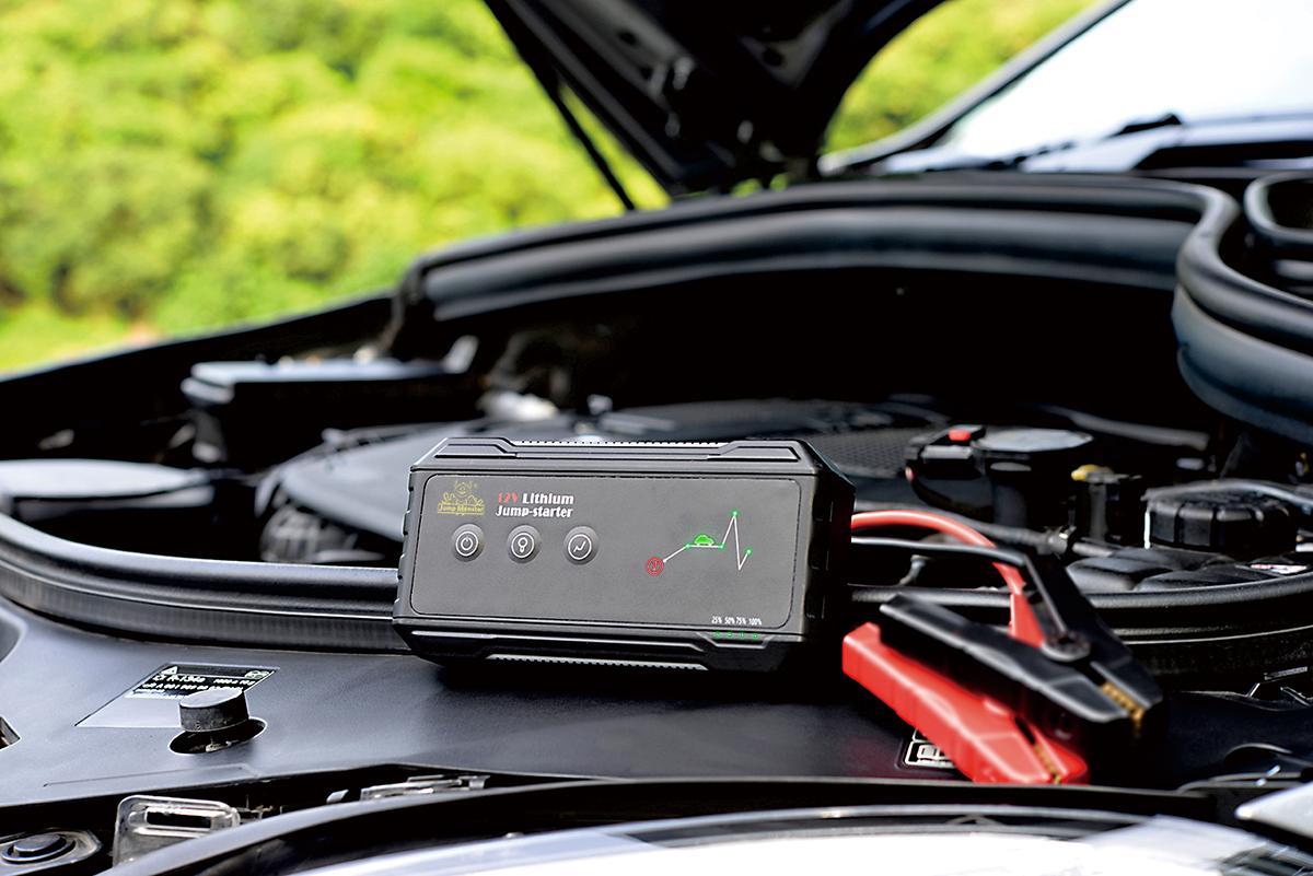 图 | 汽车电池充电器
