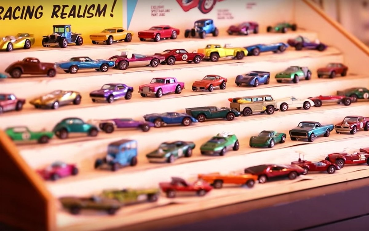 Image source:  https://www.insidehook.com/article/arts-entertainment/1-million-hot-wheels-collection