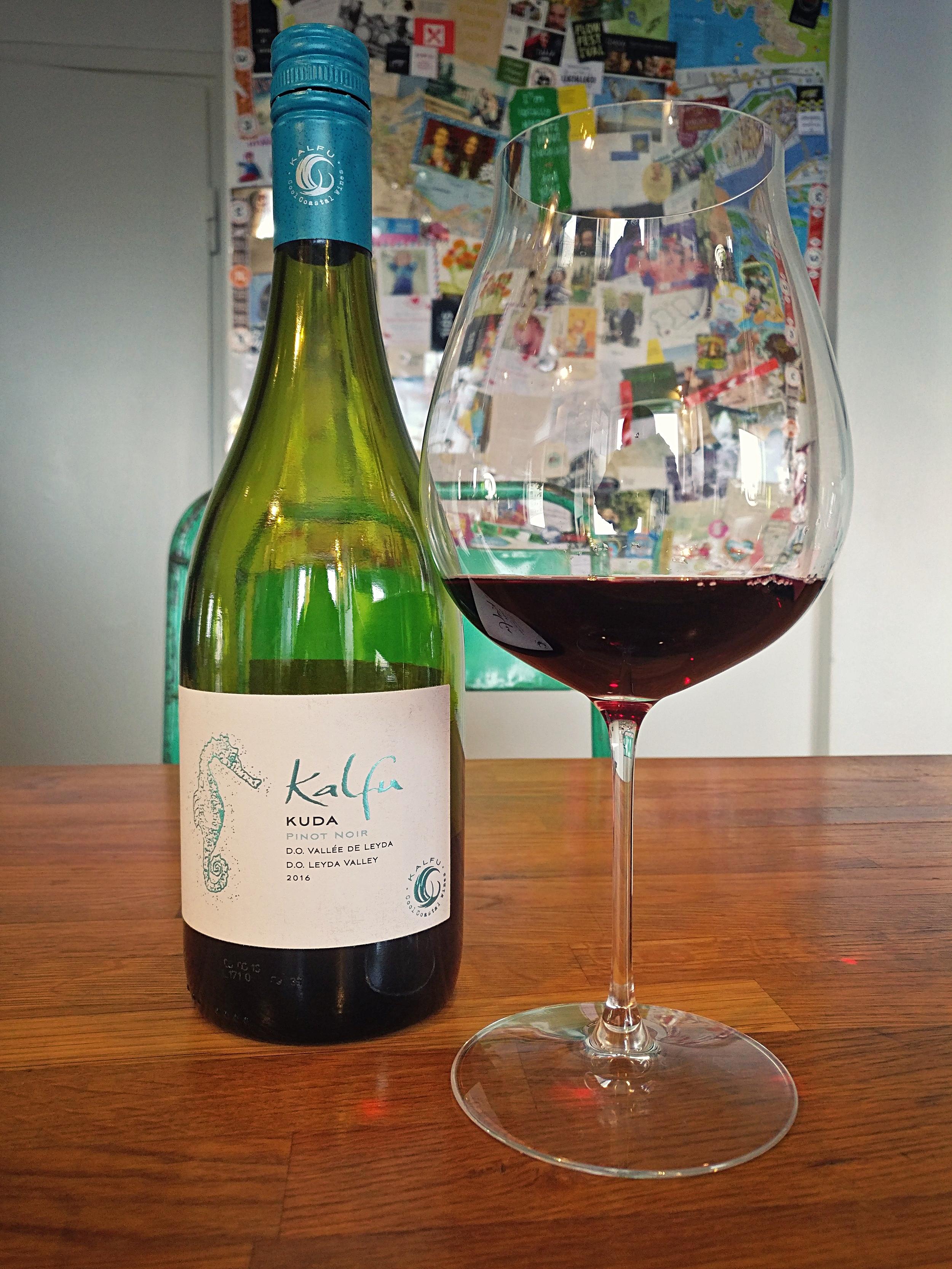 Kalfu Kuda Pinot Noir 2016