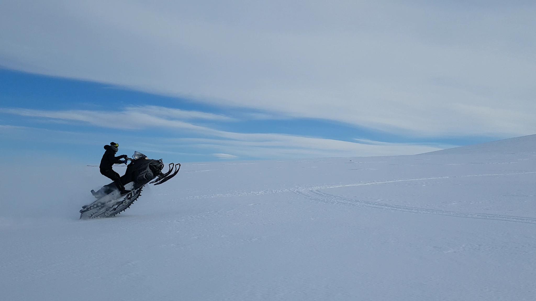 - Snowmobile
