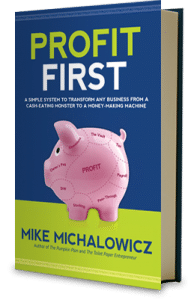 Gratis download - Wil jij je graag verdiepen in deze Profit First theorie? Download dan de eerste 2 hoofdstukken van het boek Profit First via deze link.Volgende blog vertel ik jou de 4 principes van Profit First.Succes!Greetz ilse!