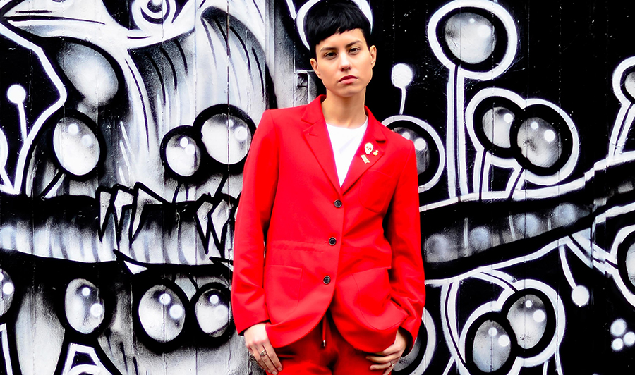 red wool 3 button jacket.jpg