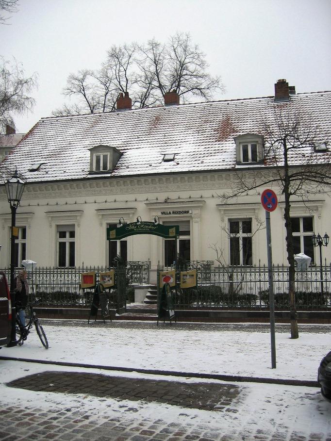 Villa Rixdorf, Richardplatz