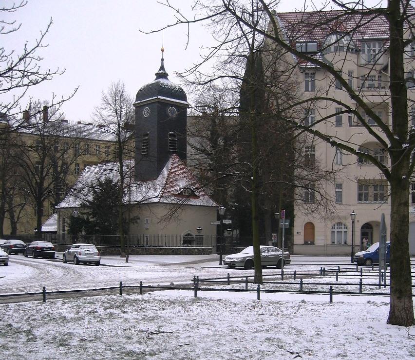 Bethlehemskirche, Richardplatz