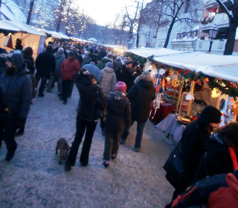 Rixdorf Christmas market