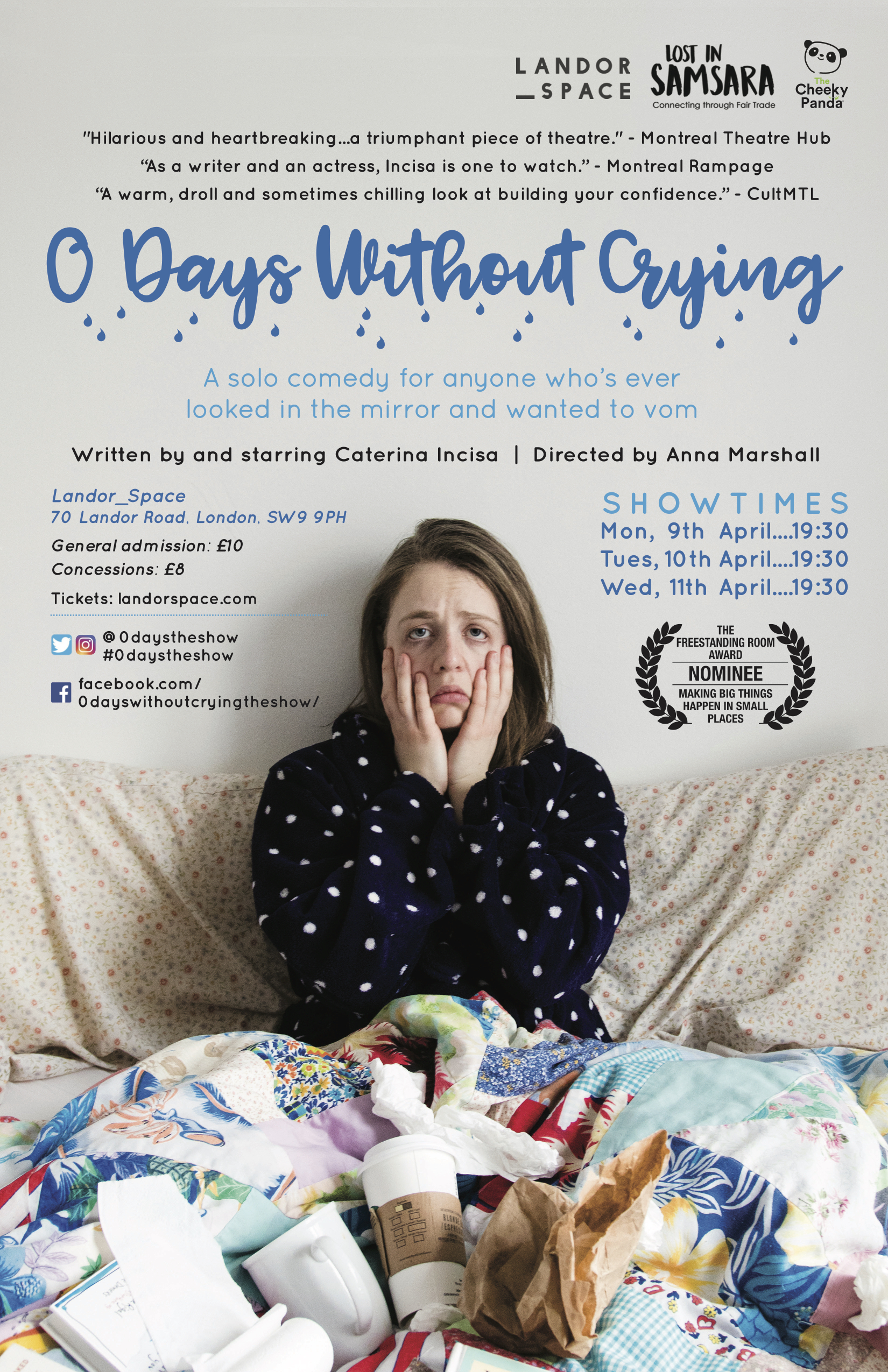 0 Days Without Crying Poster Mar 5 2018.jpg
