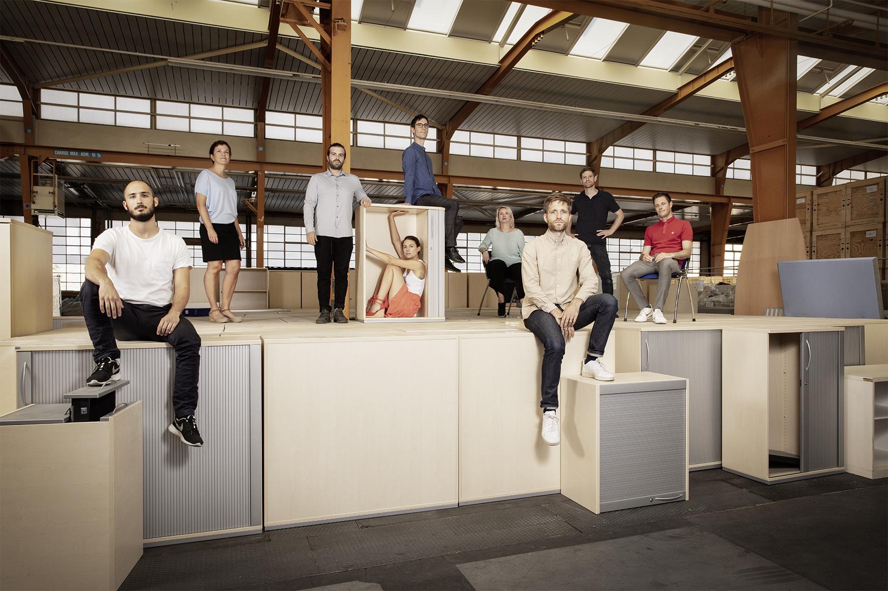 The Design Team/Sicpa