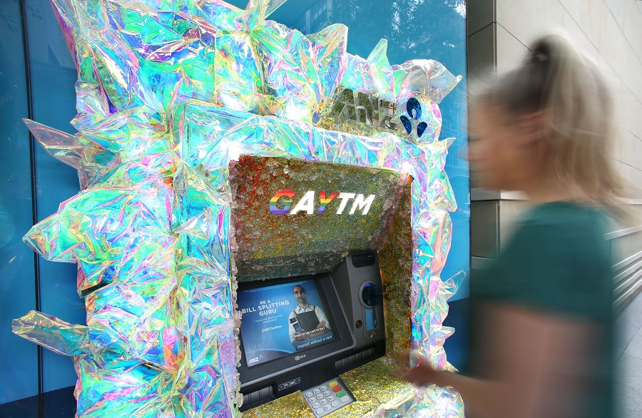 This year's GAYTM from ANZ