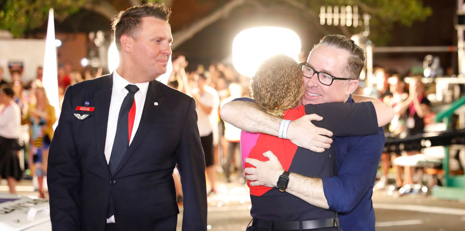Alan Joyce, Qantas CEO, has often focused on the important role diversity played in the resurgence of Qantas's success