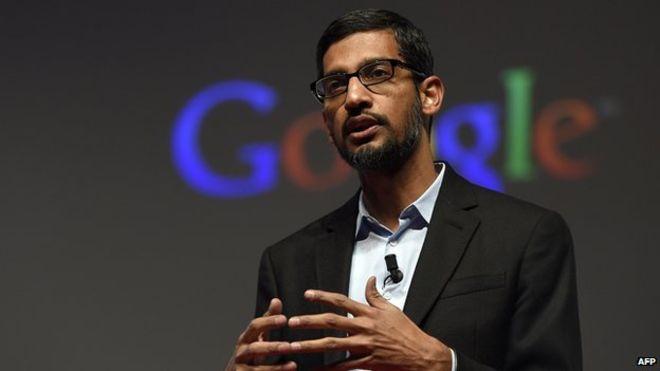 Google CEO Sundar Pichai speaks often about the necessity of diversity to achieve business performance