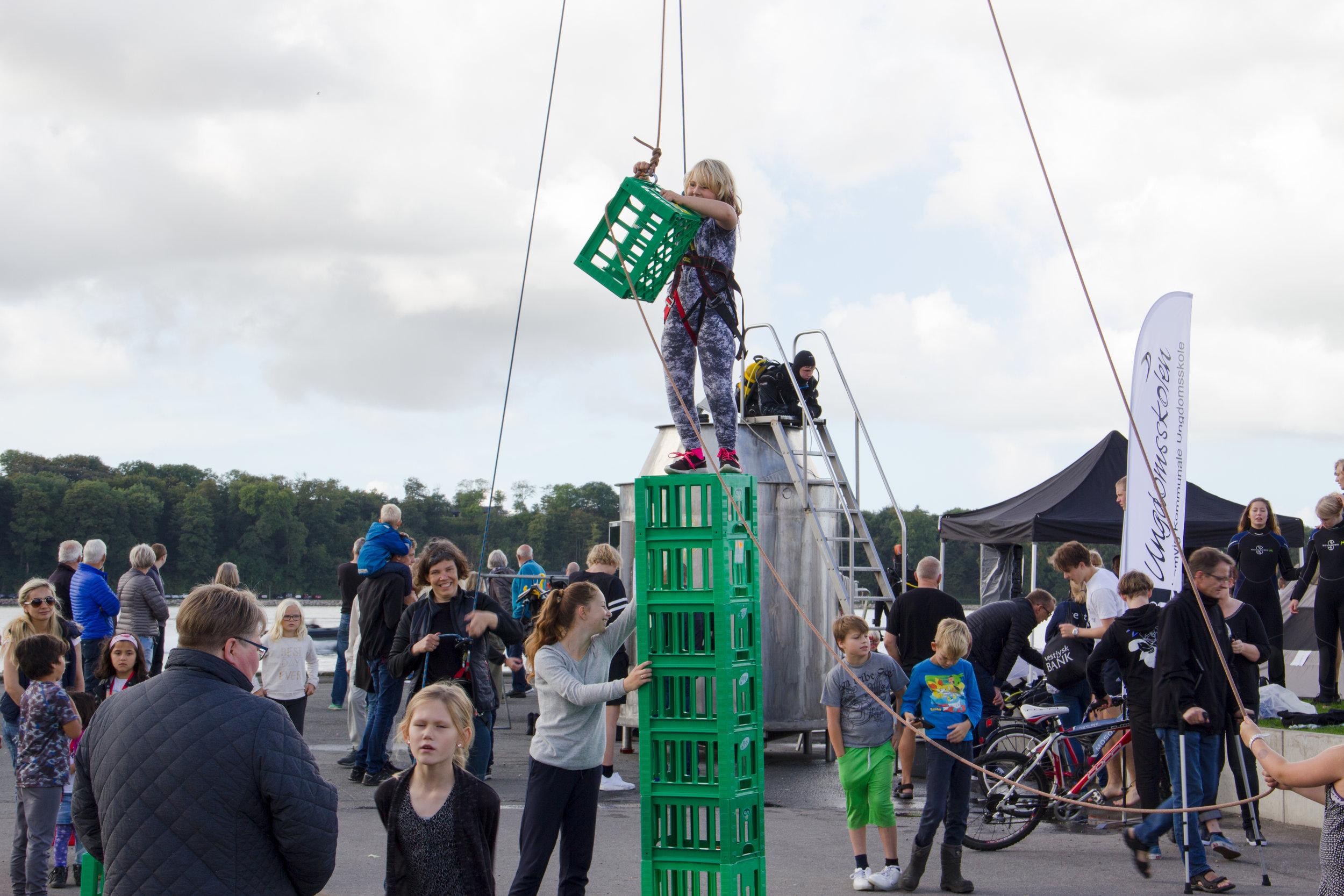 Krabbefestival 2017 i Lemvig