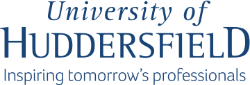 Presented with the support of the University of Huddersfield