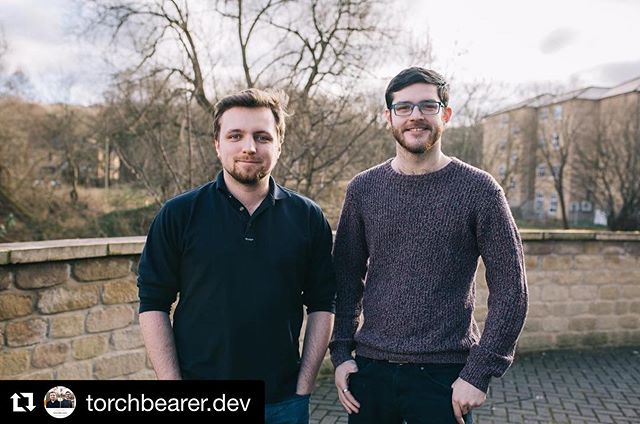 Follow and say hello to Media Centre residents and Instagram newcomers @torchbearer.dev  #Repost @torchbearer.dev ・・・ Welcome to our Instagram page! 😊 . We are two guys from Huddersfield Uni who decided to start this business. Torchbearer. 🔥 . . We are absolutely MAD about digital and so lucky that we are able to do our hobby for a living!  It's true, we are geeks. The future is exciting to us with all the endless possibilities, but most of all, we want to give those that don't have our programming skills, the chance to benefit from them. . . . Please Like, Follow and Share our page if you think that apps are the future! 🔥#appdev #webdesign #gamedesign #futureisnow #TeamTorchbearer #business #ukbusiness #workwithus