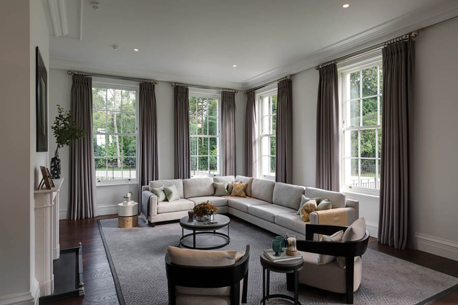Residential - From modest extensions and historically sensitive refurbishments to new-build villas, prestigious penthouses and multi-unit developments, we take on projects of all scales, styles and complexities, relishing the challenges that each present.