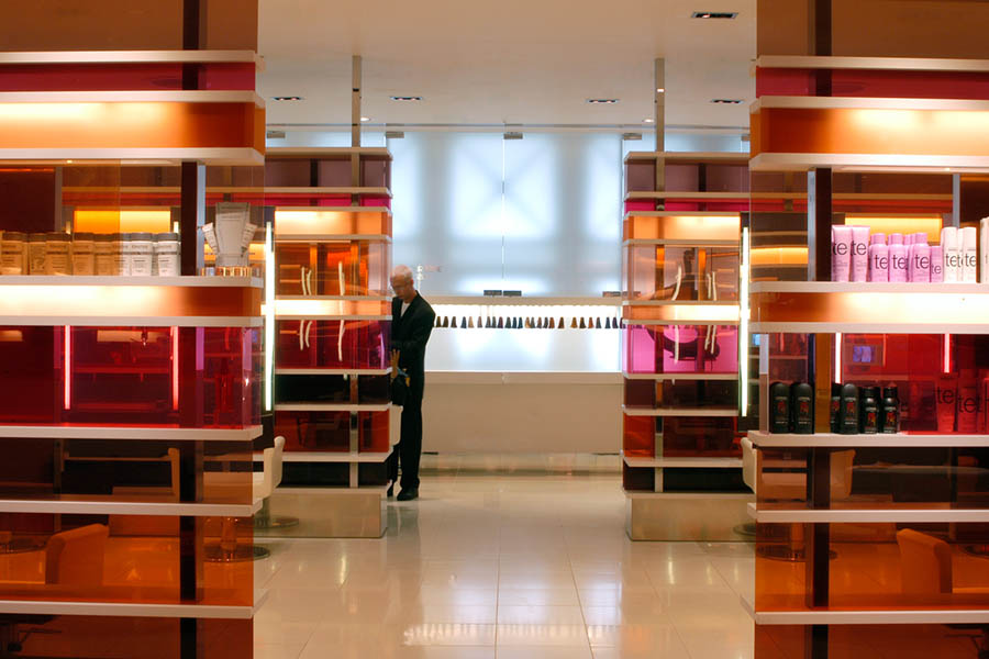 Retail - We work with many of the world's premium designers and brands in some of the most prestigious stores. We specialise in designing and managing complex fit-out schemes, frequently in fully operational environments, with skill and care.