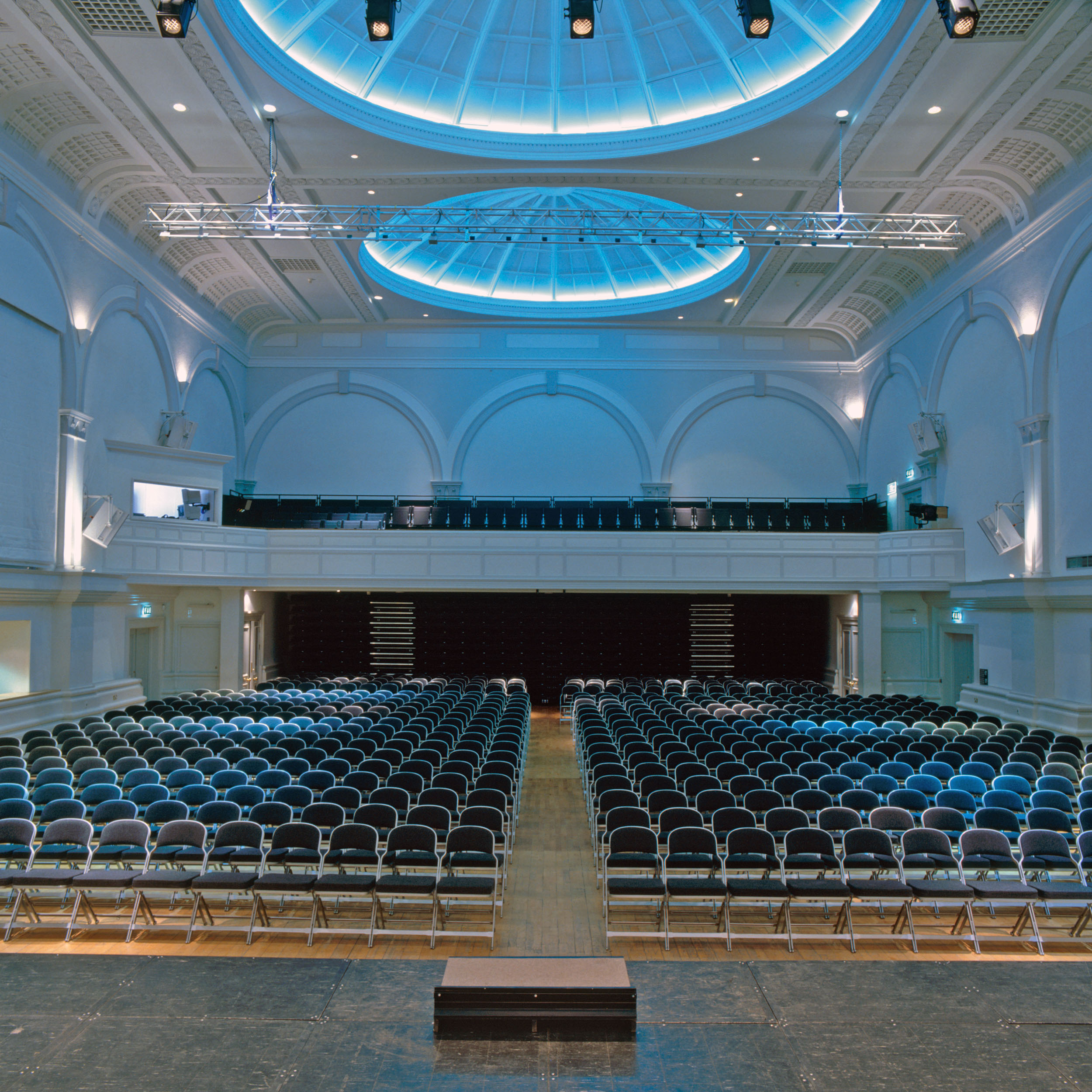BEDFORD CORN EXCHANGE -