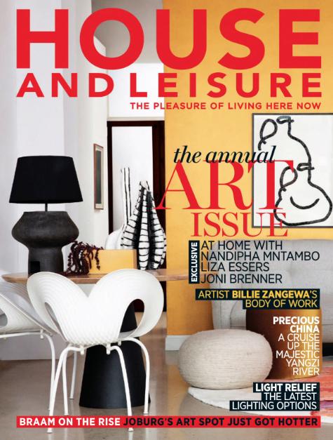 House & Leisure Cover September 2018