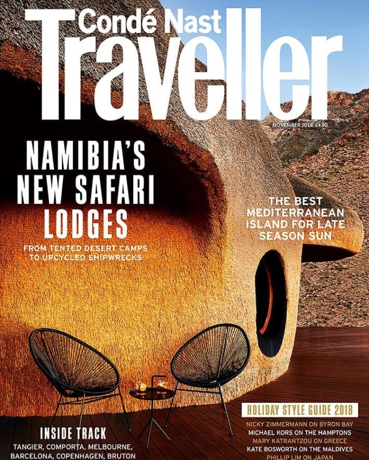 Conde Nast Traveller Oct 2018
