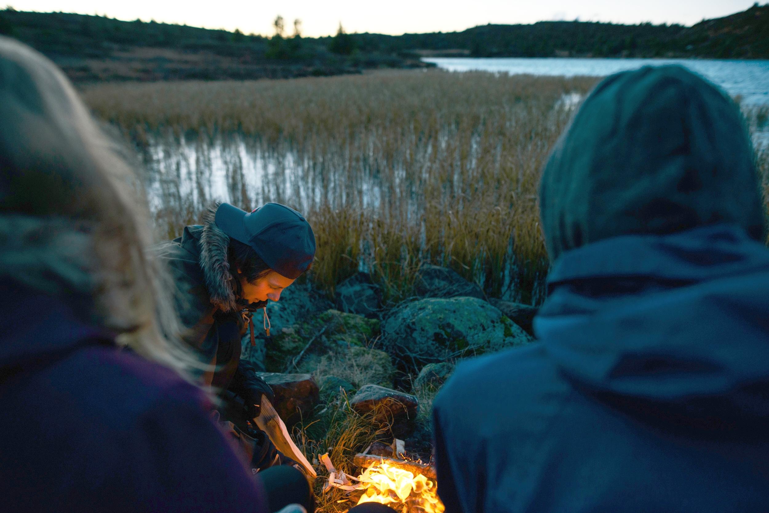 norskmestring's villmarksterapi program. Photo: Pictureaid