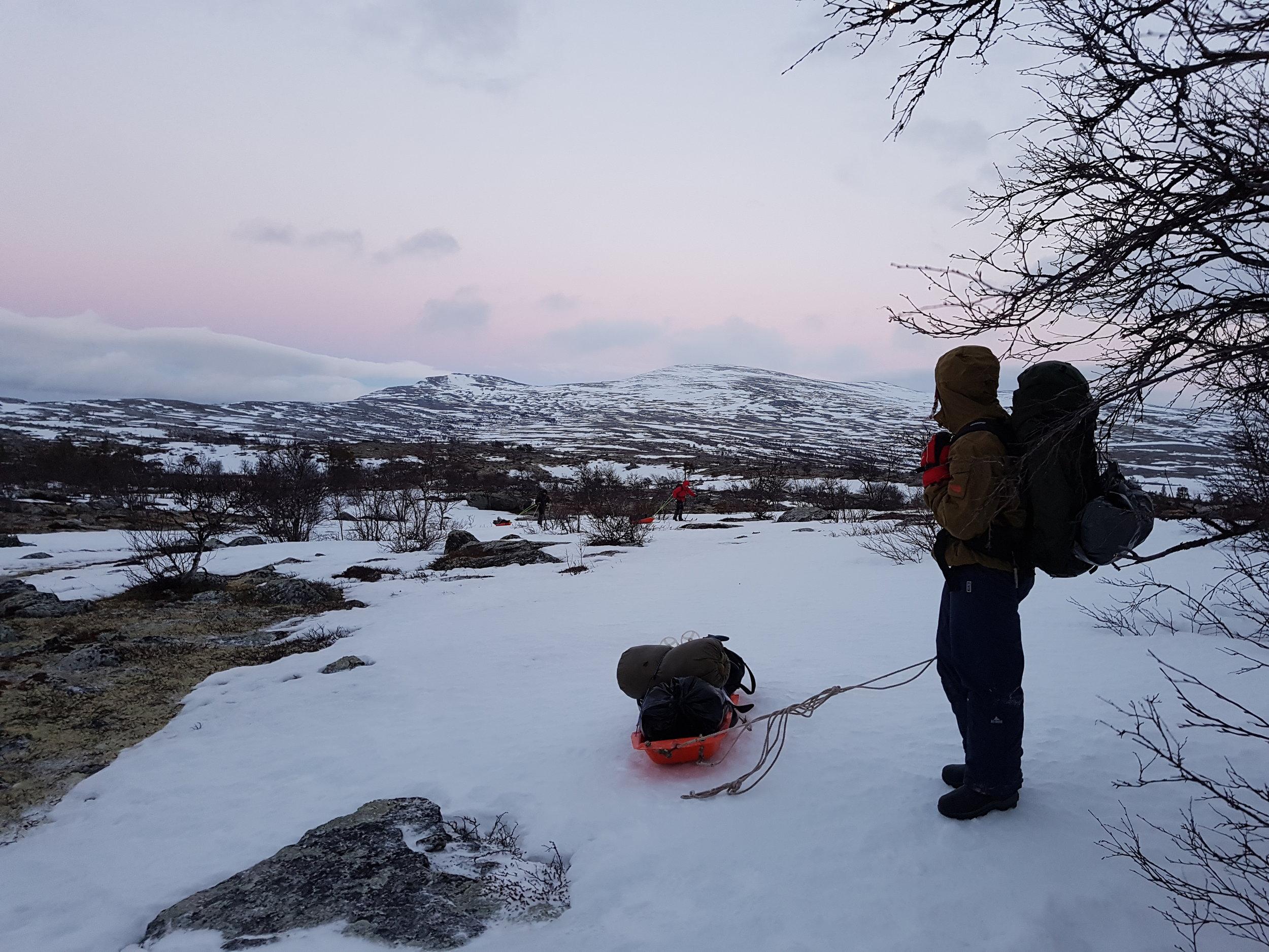 Villmarksterapi med Norsk Mestring