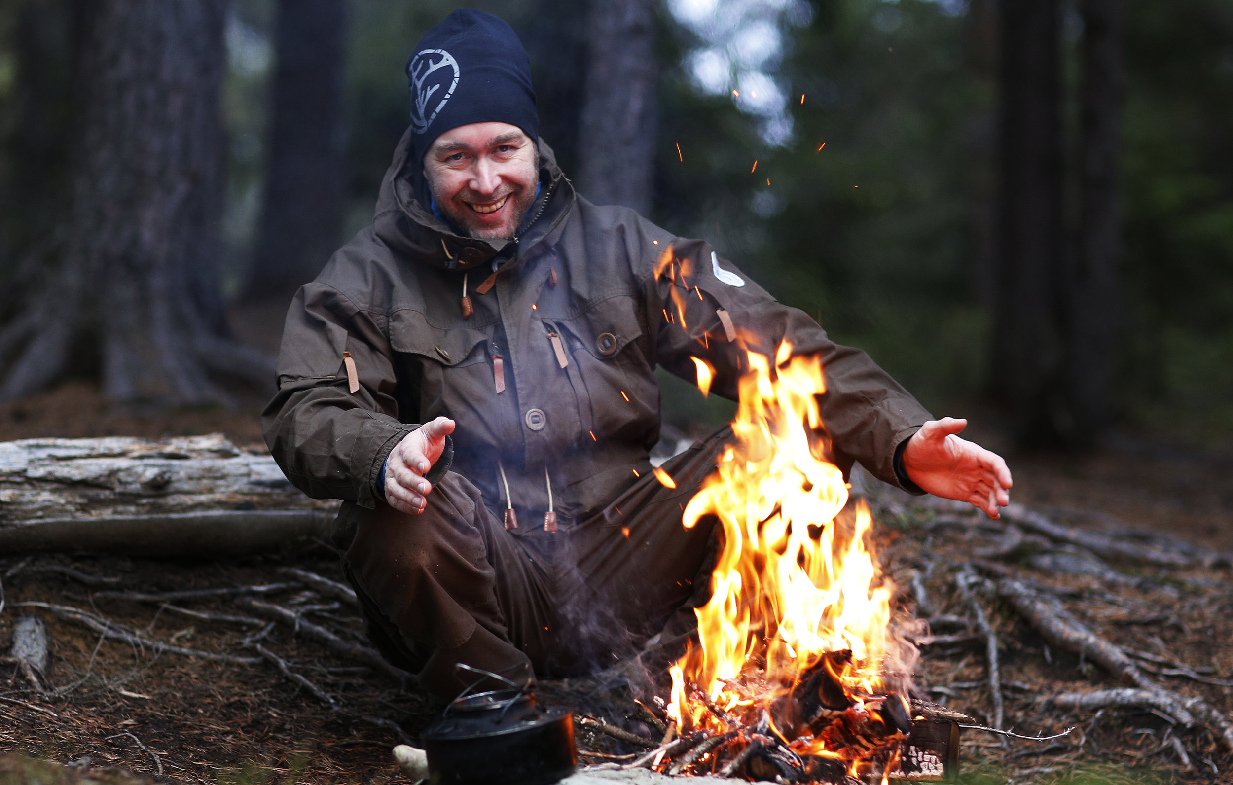 Espen Holmgre ( Foto: Eivind Stuevold, NRK)
