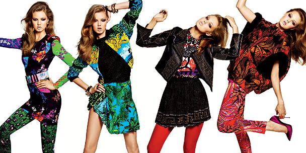Versace x H&M