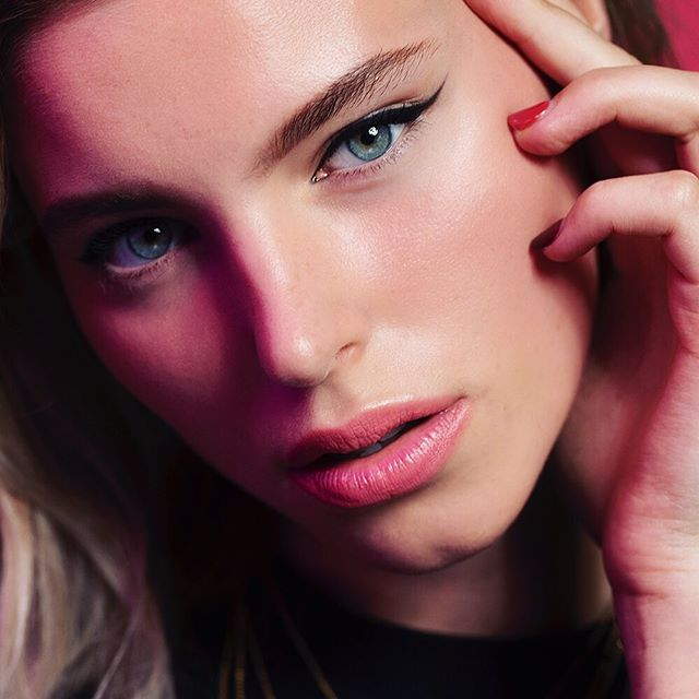 Shot the new #lovemelipstick for @maccosmeticsnl and @maccosmeticsbelgium 📸💋💄