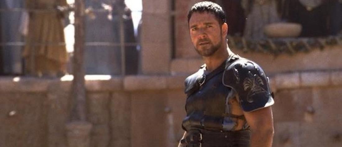 2. Gladiator -