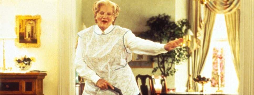 80. Mrs. Doubtfire -