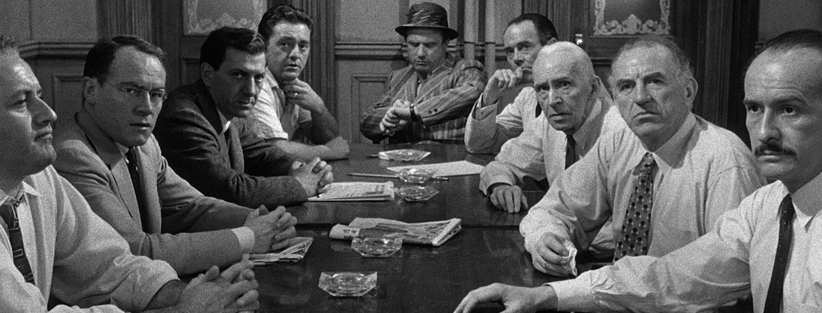 25: 12 Angry Men -