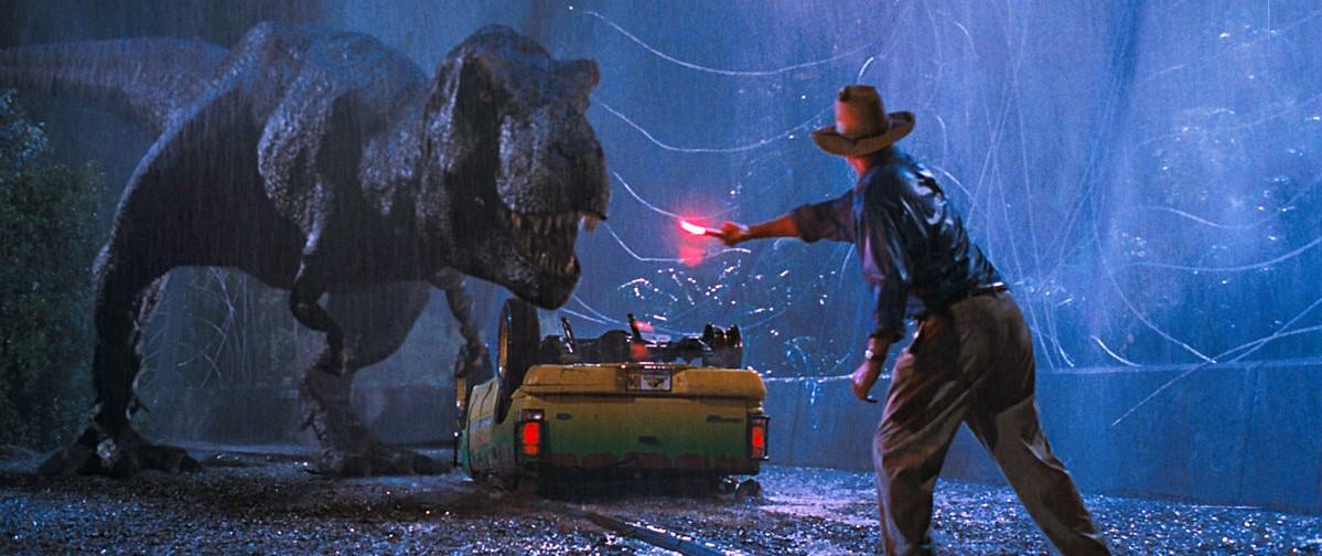 15: Jurassic Park -
