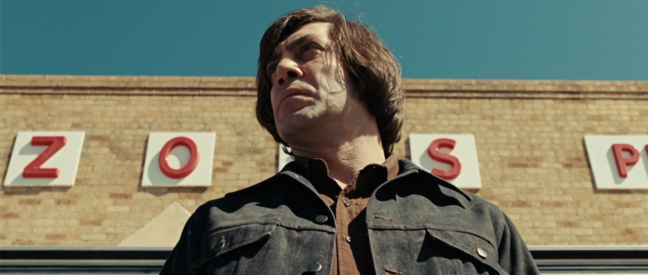 1: No Country for Old Men -
