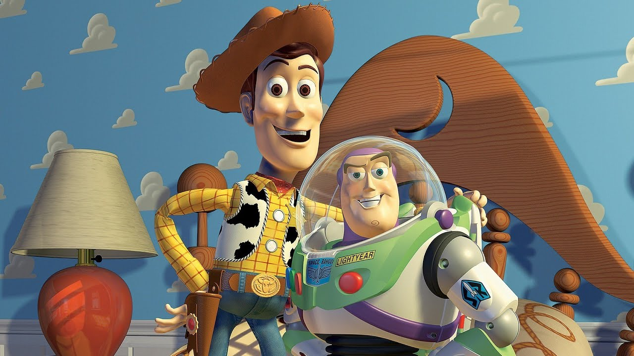 21. Toy Story -