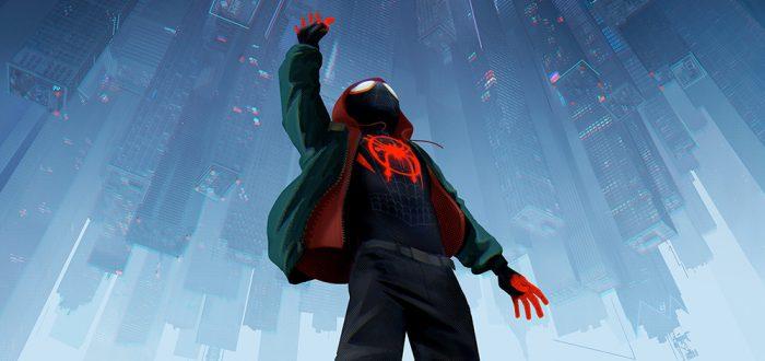 20. Spider-man: Into the Spider-Verse -