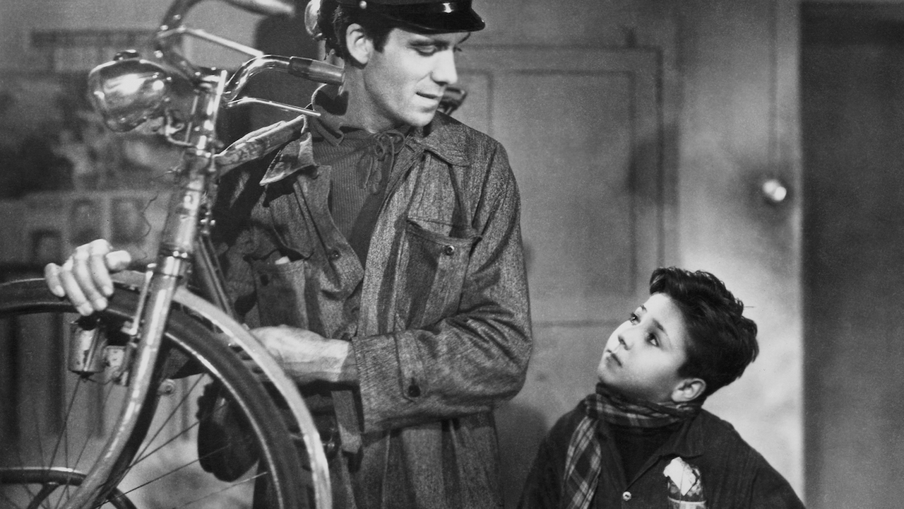 15. Bicycle Thieves -