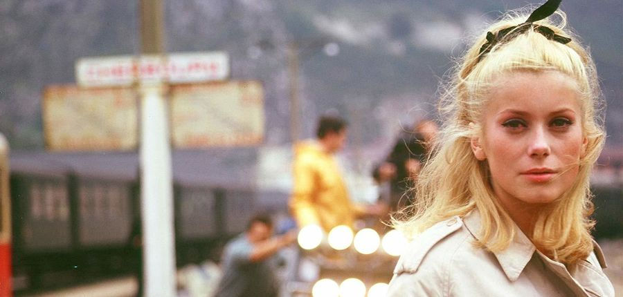 97. The Umbrellas of Cherbourg -