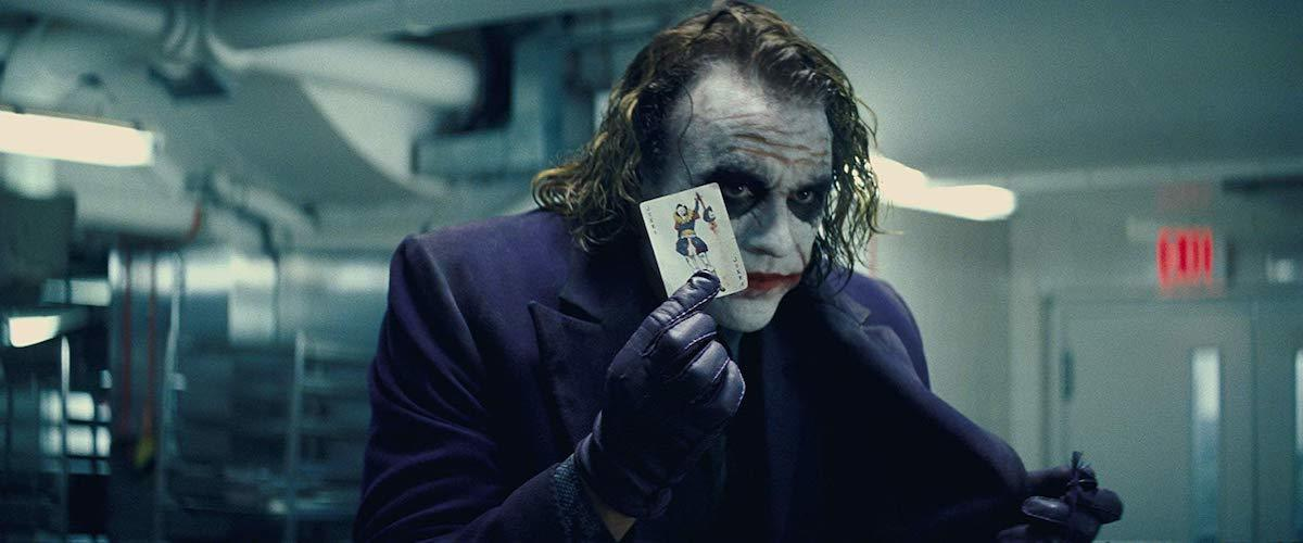 92. The Dark Knight -