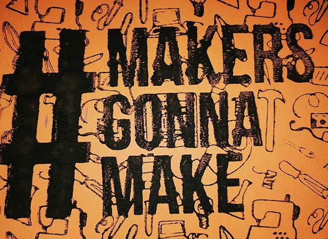 Makerspace Malmö - Join the club. . . #makersgonnamake #malmo #create #make #lasercut #3dprinting #screenprinting #sewing #woodworking