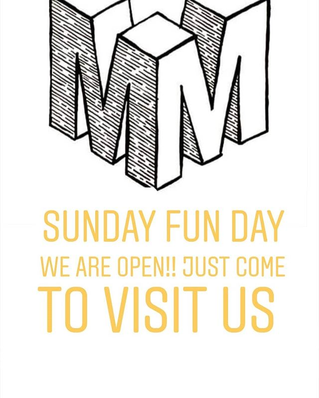 2nd of June we are open!! Let's have fun together!