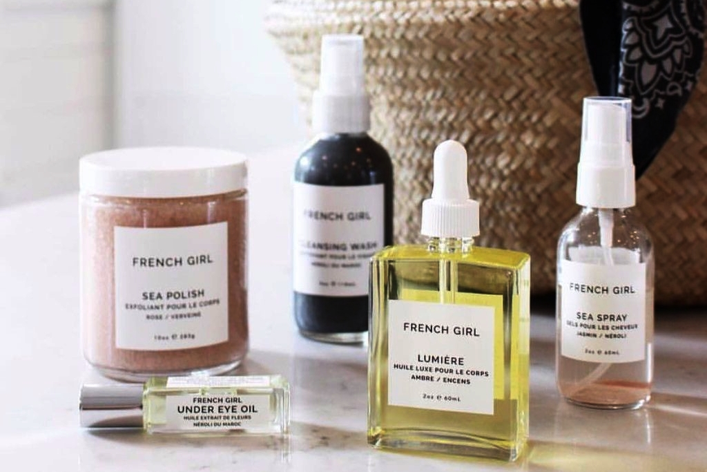 Photo by POPSUGAR Australia (read their review of French Girl Organics { here })